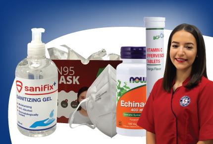 Health Products - Botica di Servicio Aruba